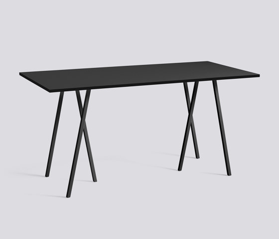 Loop Stand High Table 200 by HAY | Standing tables