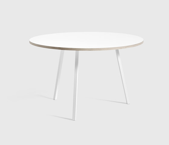 Loop Stand Round Table 120 by HAY | Dining tables