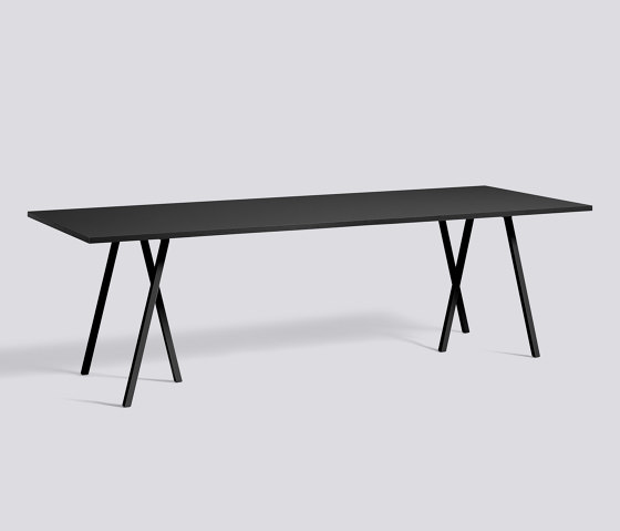 Loop Stand Table 250 by HAY | Dining tables