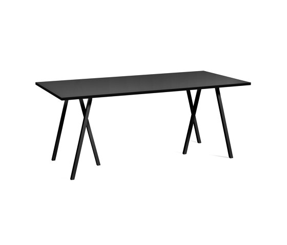 Loop Stand Table 180 by HAY | Dining tables