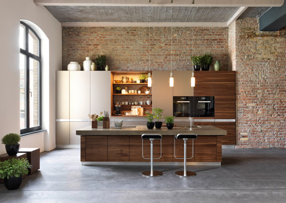 k7 kitchen by TEAM 7 | Fitted kitchens