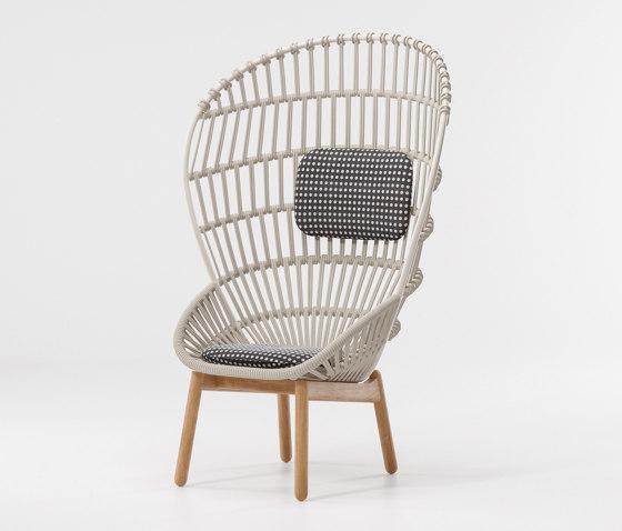 Cala armchair de KETTAL | Fauteuils