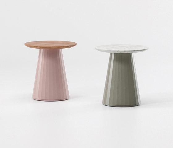 Cala side table di KETTAL | Tavolini alti