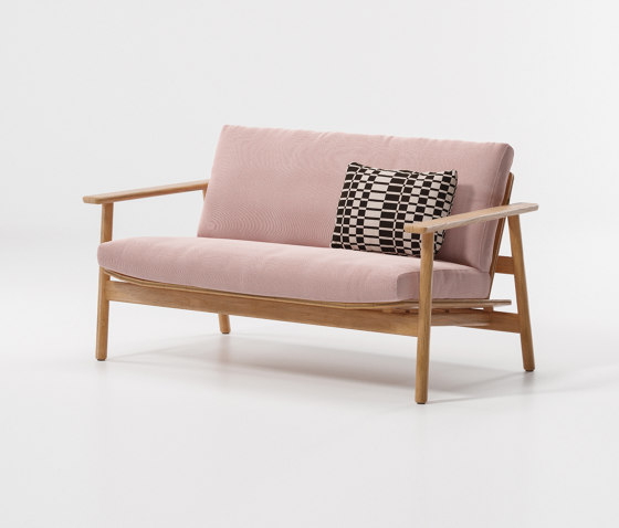 Riva 2-seater sofa by KETTAL | Sofas