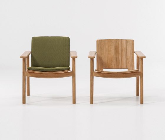 Riva low club armchair by KETTAL | Armchairs