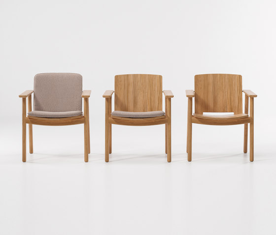 Riva dining armchair by KETTAL | Chairs