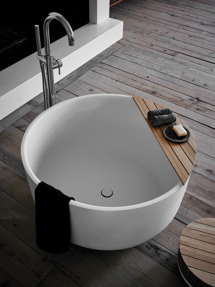 Origin Topsolid Bathtub by Inbani | Bathtubs
