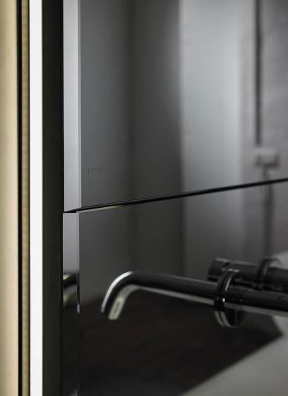 Origin Espejo Cemerino Empotrado de Inbani   Espejos de baño
