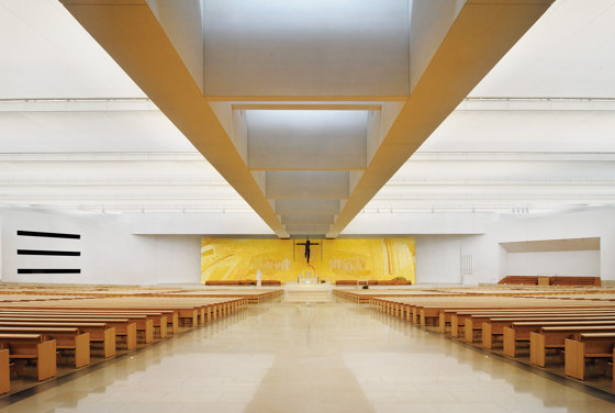 Light Ceilings by Koch Membranen | Illuminated ceiling systems