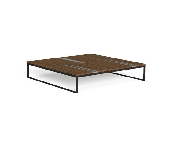 Casilda | Table 140x140 de Talenti | Tables basses