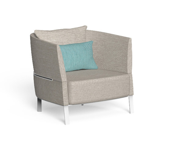 Eden | Lounge Armchair by Talenti | Armchairs