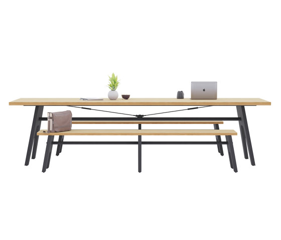 Core & Rove by ERSA   Tables and benches