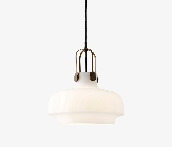 Copenhagen SC7 Opal Glass by &TRADITION | Suspended lights