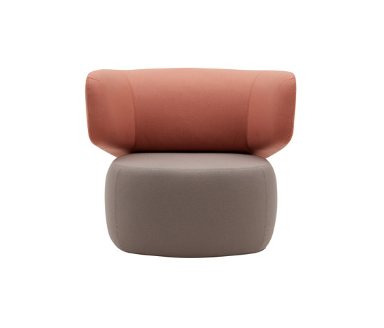 BASEL Chair by SOFTLINE | Armchairs