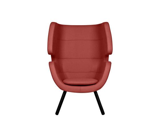 MOAI Sessel von SOFTLINE | Sessel