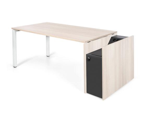 FrameFour Desk by Steelcase | Desks