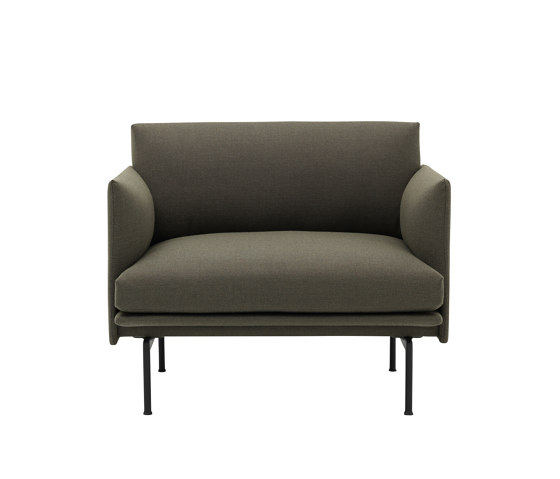 Outline Chair by Muuto | Armchairs