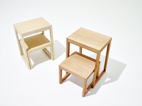 Theo Step by Sixay Furniture | Side tables