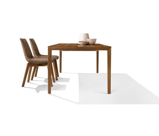 table extensible tak de TEAM 7 | Tables de repas
