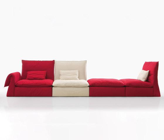 Les Femmes   Sofa by Saba Italia   Sofas