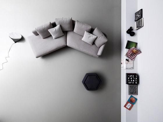 Quinta Strada | Sofa von Saba Italia | Sofas