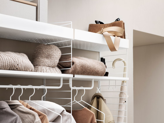 String System, Rod small by string furniture | Shelving