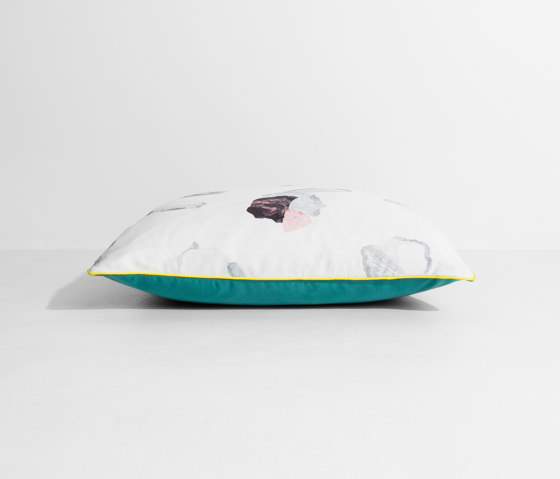 Minerals | Square cushion by Petite Friture | Cushions