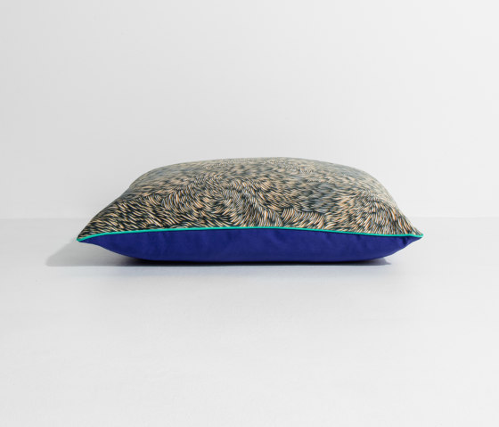 Volutes | Square cushion by Petite Friture | Cushions