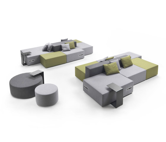 Lounge Composition by Marelli   Sofas