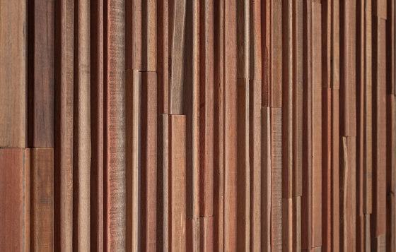 Barrow by Wonderwall Studios | Wood panels