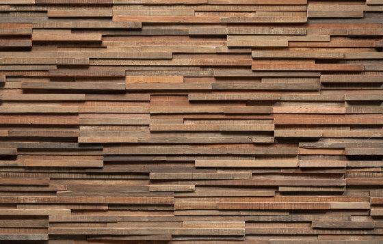 Ludlow by Wonderwall Studios | Wood panels