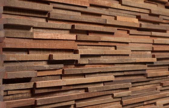Ludlow by Wonderwall Studios   Wood panels