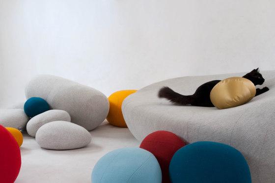Colorstones di Smarin | Pouf