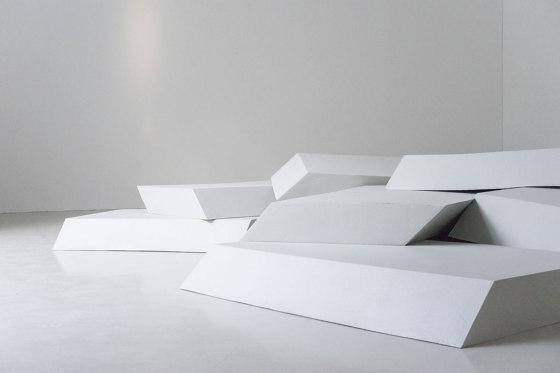 Les Marches de Smarin | Elementos asientos modulares