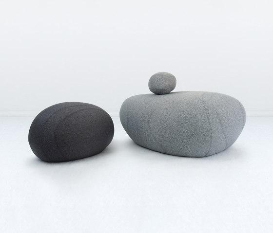Néolivingstones by Smarin | Poufs