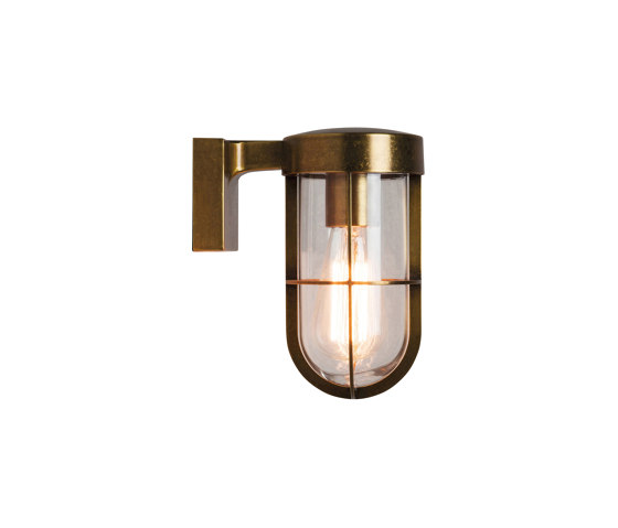 Cabin Wall | Antique Brass by Astro Lighting | Outdoor wall lights