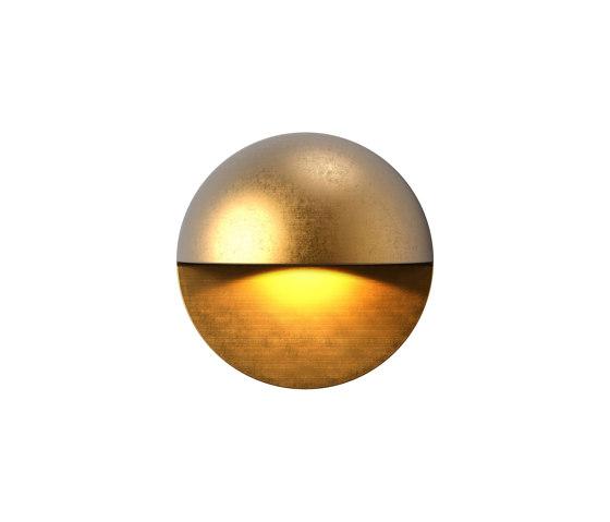 Tivola LED Coastal   Coastal Brass di Astro Lighting   Lampade outdoor parete