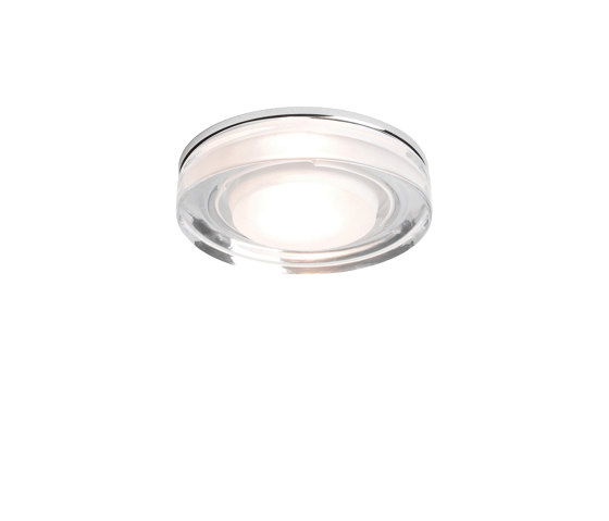 Vancouver Round   Polished Chrome di Astro Lighting   Lampade plafoniere