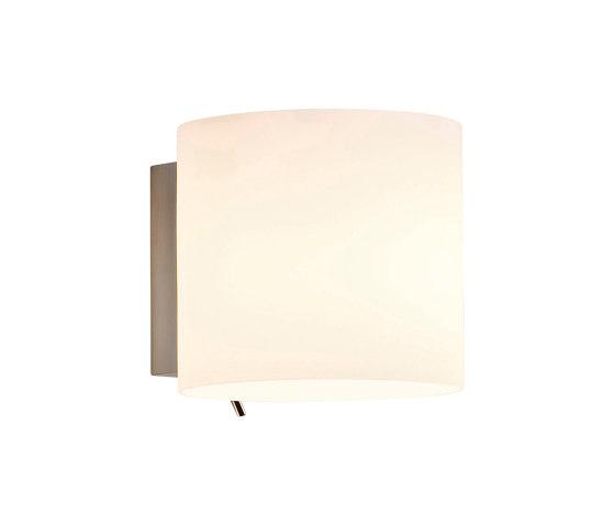 Luga   White Glass by Astro Lighting   Wall lights