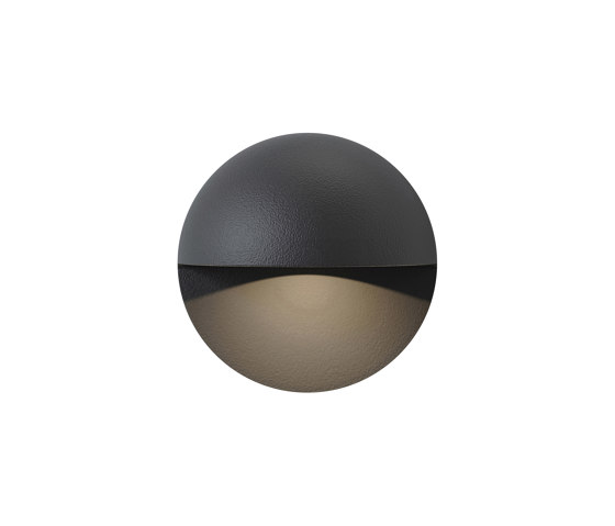 Tivola LED   Textured Black by Astro Lighting   Outdoor wall lights
