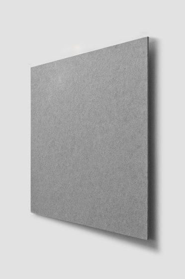 Whisperwool Silver Grey de Tante Lotte | Plafonds acoustiques