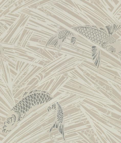 Koi MD104B00 by Backhausen | Drapery fabrics