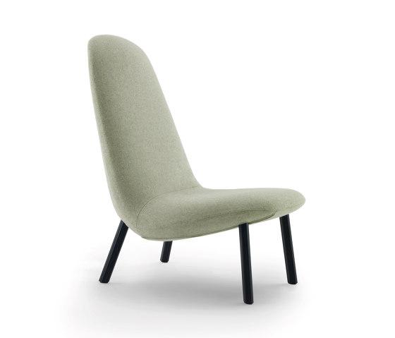 Leafo Armchair by ARFLEX   Armchairs
