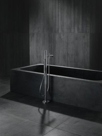 AXOR Uno Single lever bath mixer floor-standing loop handle by AXOR   Bath taps