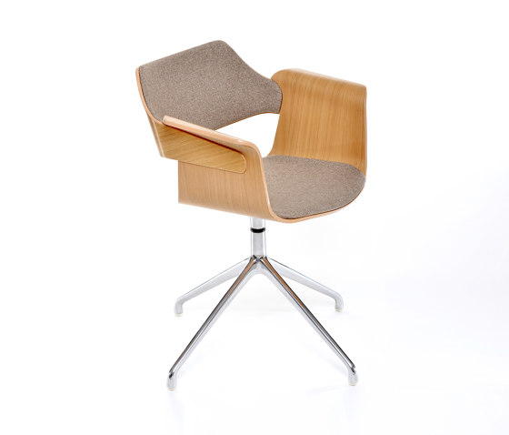 Flagship Swivel chair by PlyDesign | Chairs