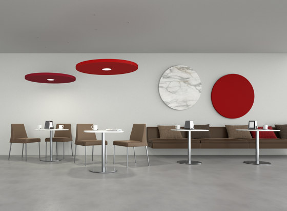 Dot by Caruso Acoustic by Lamm | Sound absorbing wall art
