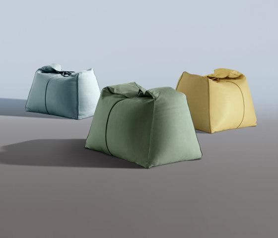 Bag | Ottoman von My home collection | Sitzsäcke