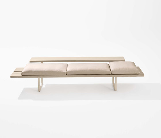 New Wood Plan Chaise-longue de Fast | Bains de soleil