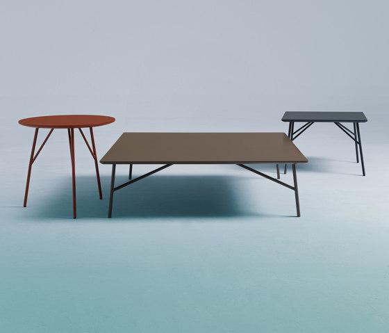 Mek | Tavolino di My home collection | Tavolini alti