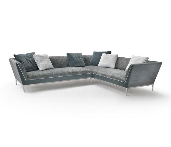 Mr. Wilde Sectional Sofa de Flexform Mood | Sofás